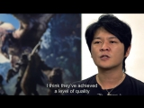 The Making of Monster Hunter World - Part One: Concept