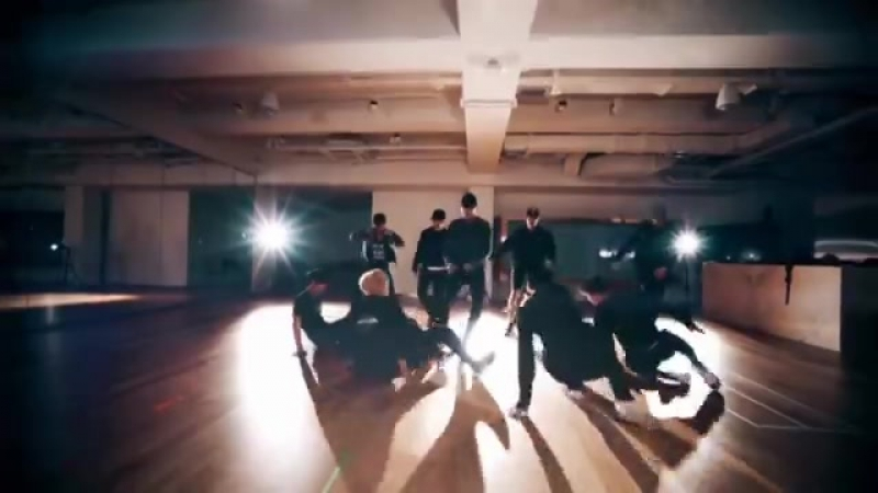Exo Monster dance practice