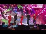Red Velvet - Bad Boy  @ K-Pop World Festa 180210