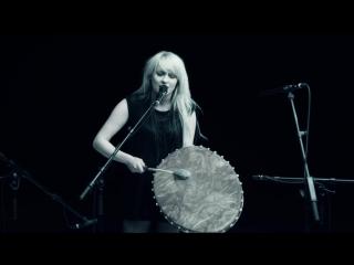 Саамская певица - Eivor - Trollabundin шаманский бубен йойк - Мир Шамана