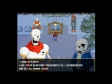 Sans and Papyrus UNDERFELL EHCO (Fan Game)