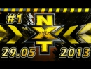 NXT Review 1. 29/05/2013