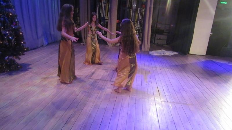 Восточная группа Gadar Дети 1 год обучения Ритм мастерская танца и йоги