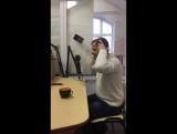 Экс-солист группы ТЕХНОЛОГИЯ Роман Рябцев в эфире!!!