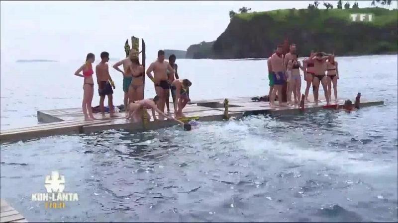 Koh-Lanta Fidji - Saison 18 e 2-2
