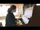 """Duke Ellington """"In a Sentimental Mood """" исп. Гайдукова Ульяна"""