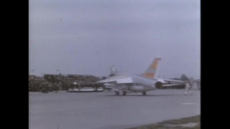 Знаменитые самолеты (10). A-7 Corsair II.
