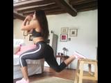 Упражнения для красивой попки