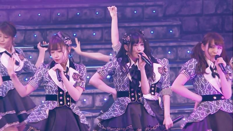 NMB48 - Virginity @ Yabushita Shu Sotsugyou Concert ~Istumademo Shuu no Egao wo Wasurenai~