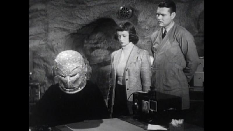 Атомный человек против Супермена. 1950. 4 серия