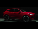 New Jaguar E-PACE _ GUINNESS WORLD RECORDS™ Barrel Roll