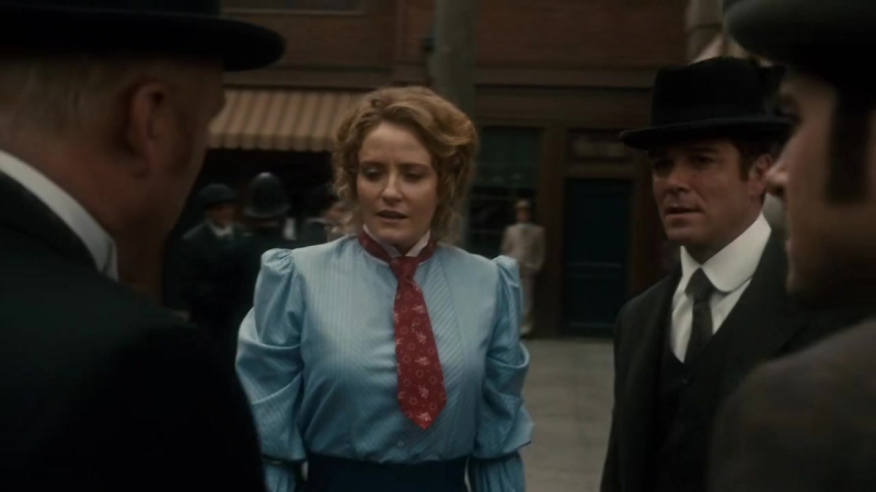 """Murdoch Mysteries : Season 11, Episode 7 """" The Accident """" (CBC, itv 2017 CA, UK) (ENG)"""