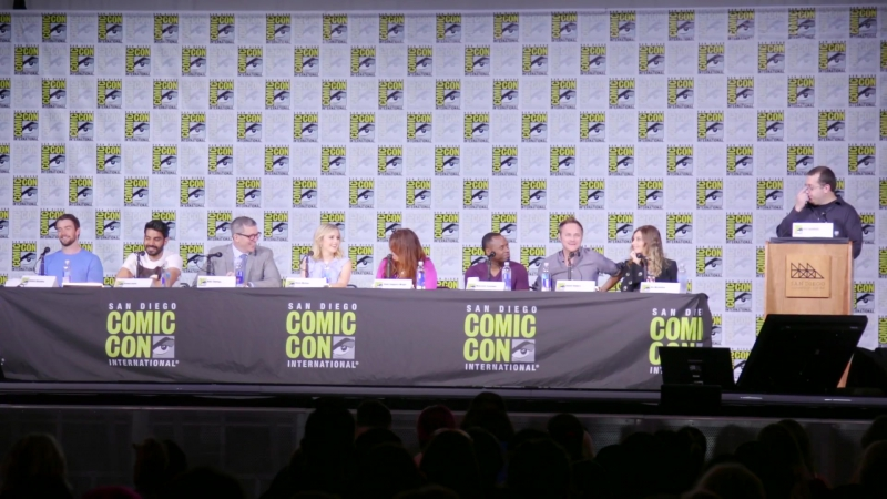 «Comic-Con 2017» | Вторая часть панели (21.07.2017)