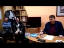 Встреча Евгения Фёдорова с активом НОД в Великом Новгороде 14 03 2018