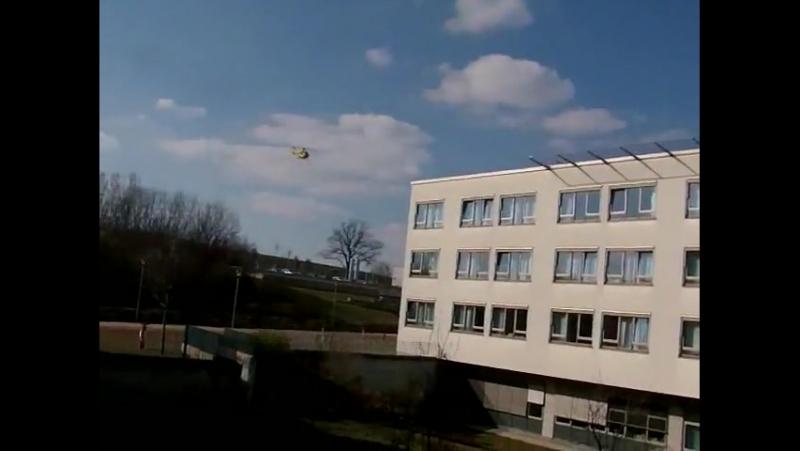 Германия-Бавария-Вюрцбург-Университетская клиника.1