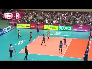 The Best MONSTER BLOCKS of FIVB World Grand Prix 2017 (Group stages)