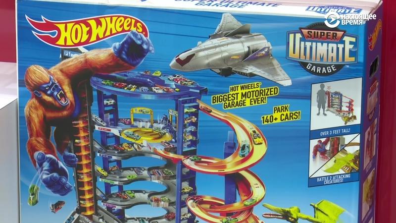 Самые модные игрушки на выставке Toy Fair 2018