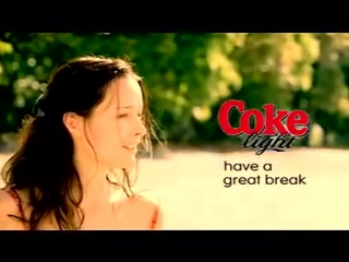 Banned Coke Coca Cola commercial White Collar Sandy Beach Sand