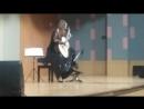 Екатерина Пушкаренко.К.Мерц Романс Концерт в Южной Корее 16.10.2017