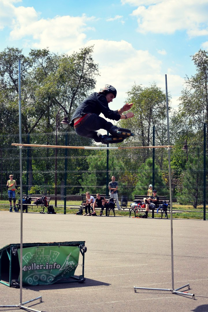 Отчёт о соревнованиях 25.08.17 и показательных выступлениях по роллер спорту 27.08.17