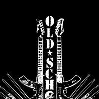 Логотип Реп. База и Студия Звукозаписи OLD SCHOOL