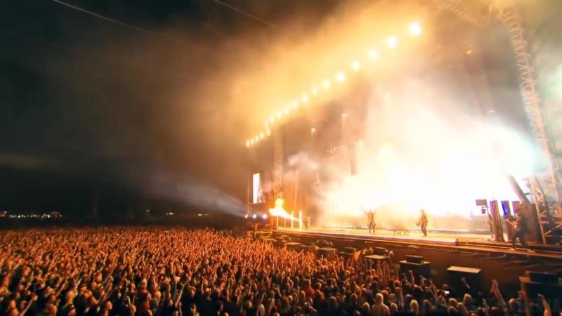 Rammstein - Links 2 3 4(Bråvalla Festival 2016) PROSHOT [GE