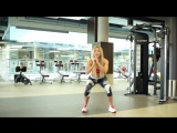 ТОП 5 лучших упражнений для бедер и ягодиц от Екатерины Усмановой