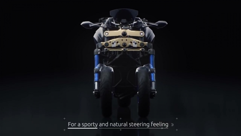 Yamaha NIKEN - The Technology Behind the Revolution