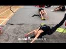 Супер упражнения для равновесия! УТС в Лондоне по художественной гимнастике с Е. Пирожковой
