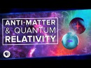 Anti Matter and Quantum Relativity Space Time