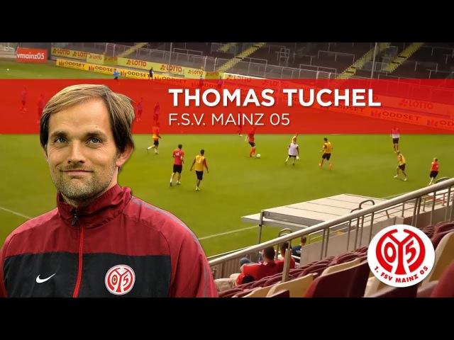 Rondo Posicional 5vs5 3, Mainz 05 de Thomas Tuchel » Freewka.com - Смотреть онлайн в хорощем качестве