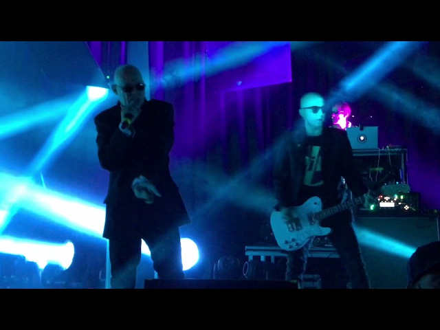 The Sisters Of Mercy – Body And Soul / Marian [Gothenburg, 08.09.17]