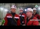 Визит генерального директора АК АЛРОСА на рудник Интернациональный