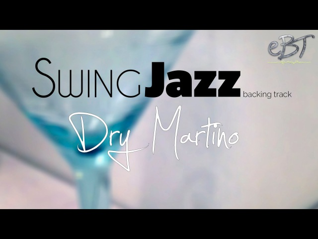 Swing Jazz Backing Track in A Minor | 190bpm