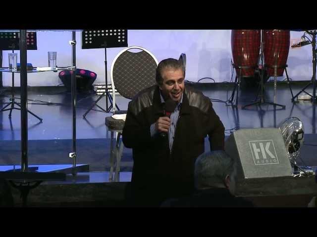 Пастор Генри Хинн (Henry Hinn) 25.01.2014 Хлеб, вино и елей IGC Berlin