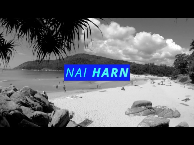 Timelapse Nai Harn beach Windmill viewpoint. GoPro Session 2018.