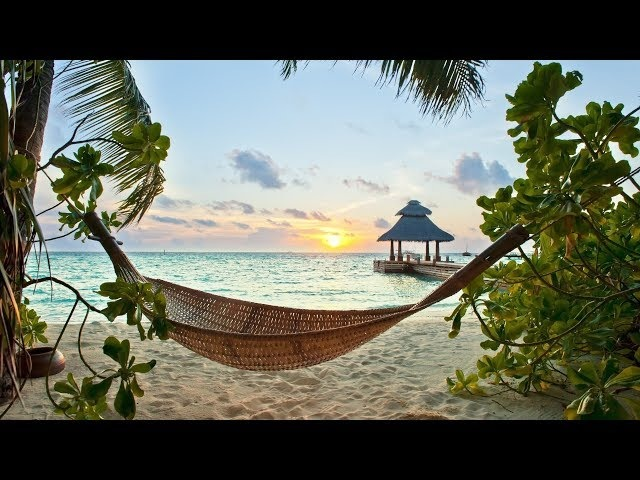 Calming Ocean Sea Relax With Beautiful Ambient Music for Meditation and Rest