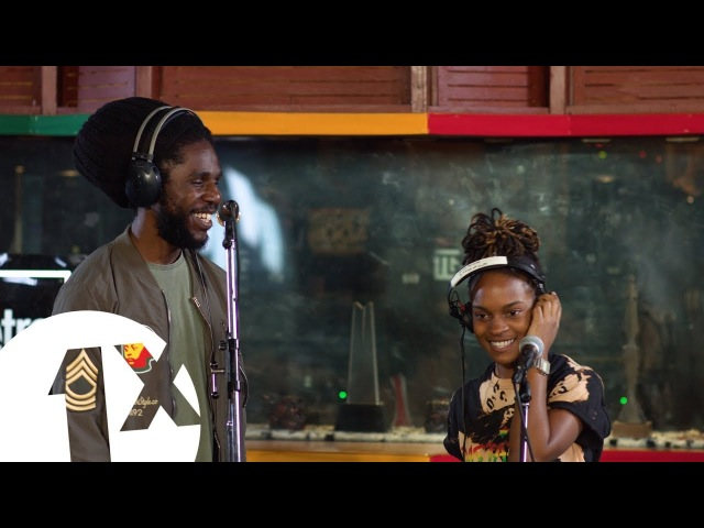 1Xtra in Jamaica - Chronixx Koffee - Real Rock Riddim