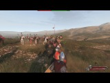 Геймплей «Mount and Blade 2: Bannerlord». Cavalry Sergeant. E3 2017.