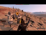 Геймплей «Mount and Blade 2: Bannerlord». E3 2017.