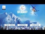 Трейлер DLC «Steep — Road to the Olympics». E3 2017.