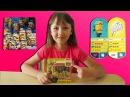ГАДКИЙ Я 3 Карточки и Пазлы МИНЬОНЫ Видео для детей Despicable me 3 Cards and Puzzles