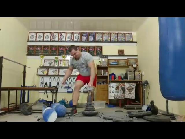 Vitaliy Bobyrev CRAB4 LIFT (LH) - 25,1 kg