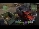 Fortnite PS4 Королевская Битва Розыгрыш V Баксов в конце стрима