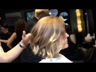 Kenneth Siu's Haircut - Wavy Bob Cut New