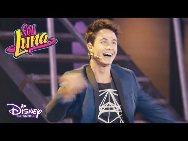Soy Luna en Concierto | Michael Ronda | Detrás de Escena