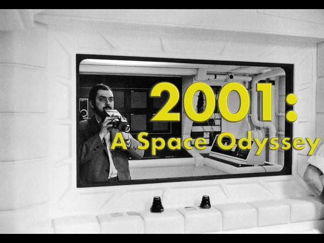 The Filmmaker's Voice: 2001: A Space Odyssey
