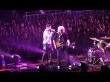 Queen &amp Adam Lambert - Crazy Little thing called love @ O2 London 131217