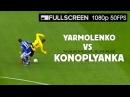 Yarm0lƏnk0 vs K0n0plyɐnka ★ FULLSCREEN 1080p/50fps ᶠᶸᶫᶫᴴᴰ ★ Away ★ 25/11/2017 VOZIK