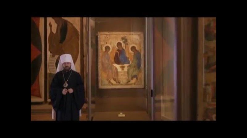 02 Иларион (Алфеев). Человек перед Богом- Икона